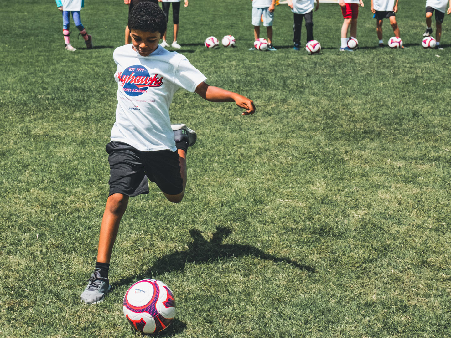 Revolution Boys Soccer Camps Gallery